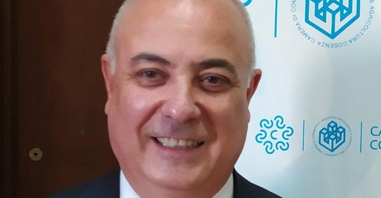 Camera Commercio Cosenza Klaus Algieri presidente