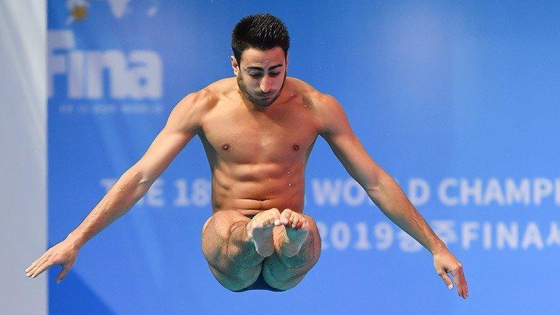 Giovanni Tocci in finale ai Mondiali. In gioco l'oro dal trampolino metri 1