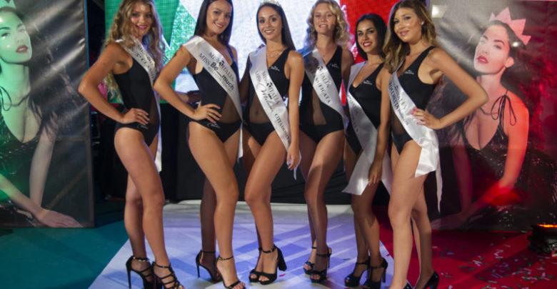 Miss Italia in Calabria, Chiara Tomaino conquista il titolo a Stefanaconi
