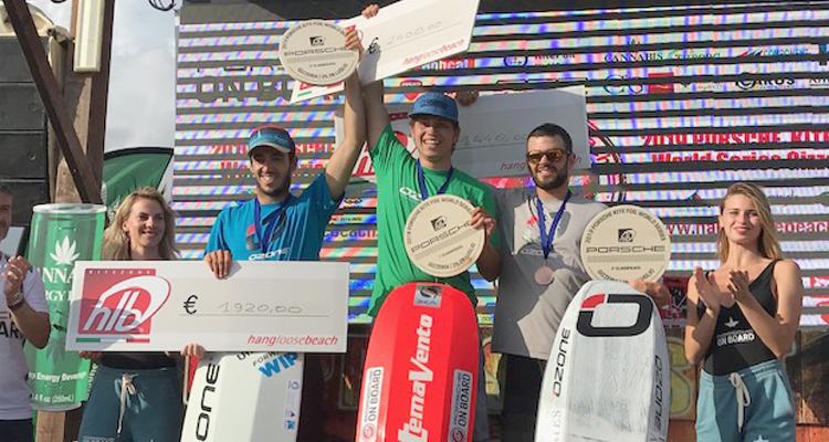 Chiude a Gizzeria il Kite Foil World Series 2019. I vincitori