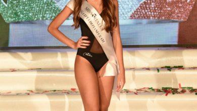 Photo of Miss Italia Calabria: Rosita Luglietto vince a Piane Crati