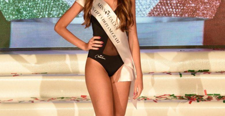 Miss Italia Calabria: Rosita Luglietto vince a Piane Crati