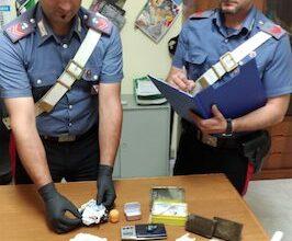 Photo of Trebisacce, insospettabile trasportava droga: arrestato dai carabinieri