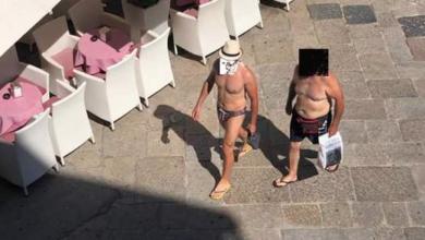 Photo of Volete andare a Tropea? Da oggi è vietato girare in costume. Arriva la multa