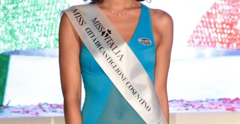 Miss Italia Calabria: Vanessa Marrara vince a Castiglione Cosentino
