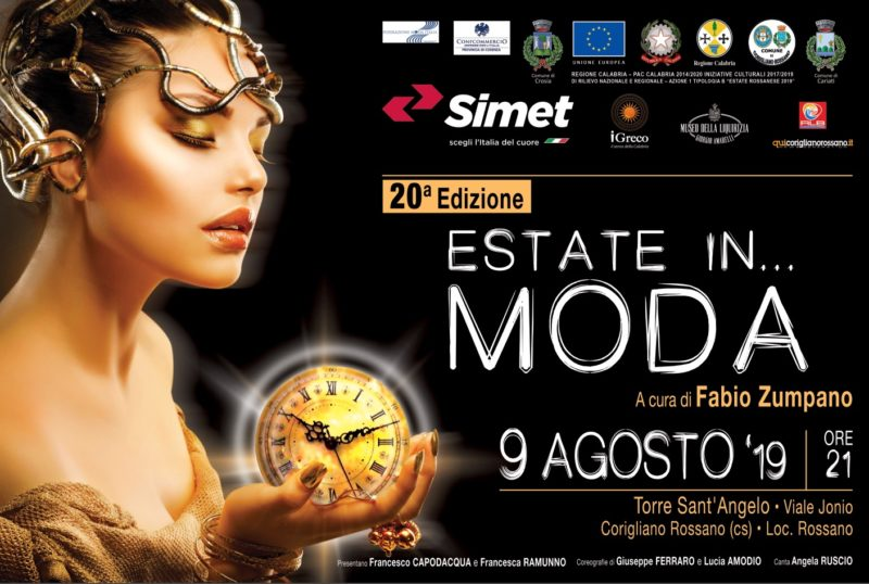 Estate in moda, si avvicina l'evento del 9 agosto