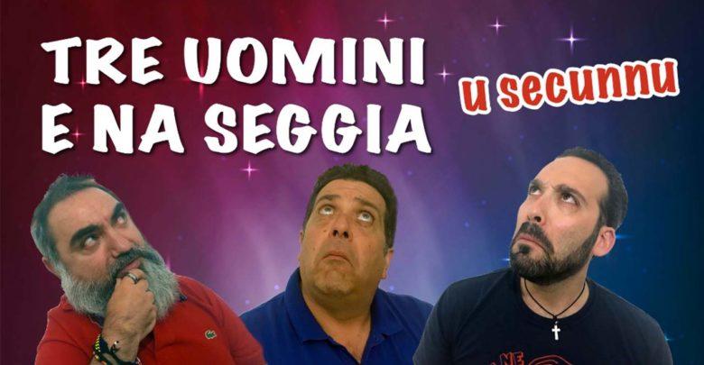 """Festival di Altomonte, in scena """"Tre uomini e una seggia"""""""