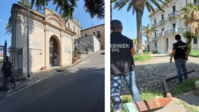 """Photo of Furto nella prestigiosa """"Villa Rendano"""", i carabinieri arrestano due persone"""