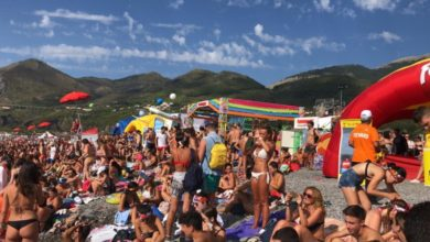 Photo of Jova Beach Party, tutte le foto dell'evento musicale di Praia a Mare
