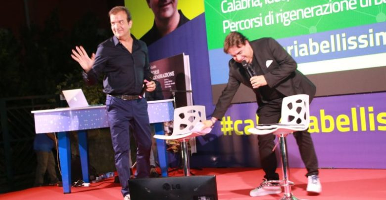 Tour Mario Occhiuto Paola programma Calabria che verrà