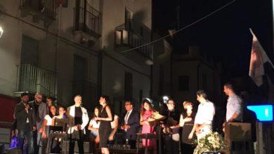 Premio Calabria Arte premiati Pro Loco San Marco Argentano