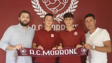 Photo of Morrone, ingaggiati altri due under dal Cosenza: Barbieri e Colosimo