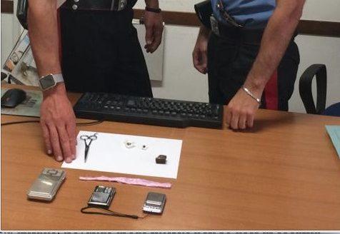 Controlli tappeto Alto Jonio Cosentino arresti e denunce