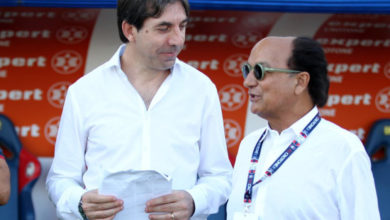 Photo of Cosenza, ripresi gli allenamenti. Guarascio e Trinchera a colloquio