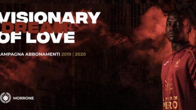 """Photo of """"Visionary dream of love"""", il sogno d'amore visionario dell'AC. Morrone"""