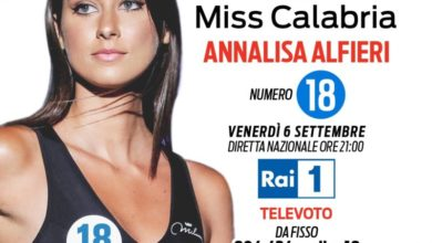 Photo of Miss Italia 2019, come votare le ragazze calabresi
