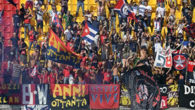 Photo of Benevento-Cosenza: la fotogallery del match perso dai Lupi