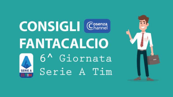Photo of Consigli Fantacalcio – Chi schierare nella 6^ Giornata