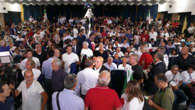 Photo of Oliverio mostra i muscoli al Pd. Sala piena per imporre la sua candidatura