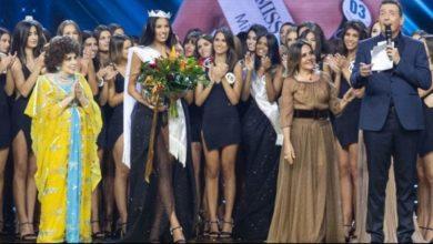 Photo of Miss Italia 2019 è Carolina Stramare