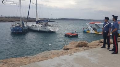 Photo of Rubano una barca ad Isola Capo Rizzuto, in manette due persone