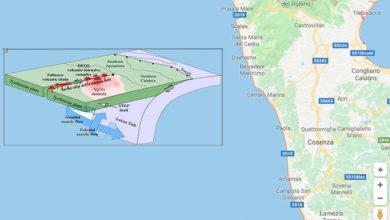 Photo of Clamorosa scoperta nel Mar Tirreno cosentino: presente un complesso vulcanico (inedito)