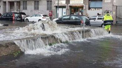Photo of Esonda fiume Seveso, Milano allagata: le strade chiuse al traffico