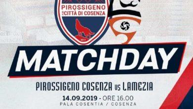 Photo of Calcio a 5: accordo tra UsAcli e Pirossigeno Città di Cosenza