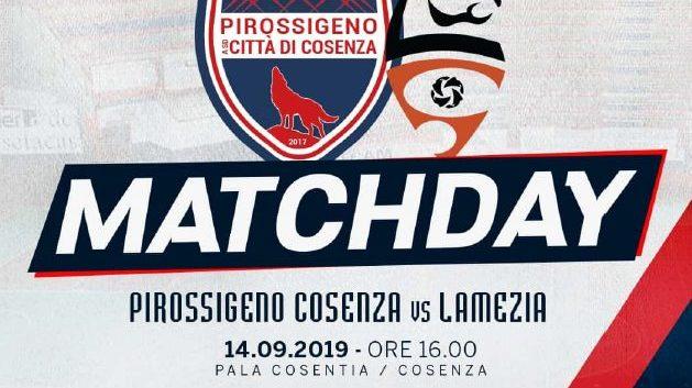 Raccolta Differenziata Cosenza Calendario 2019.Calcio A 5 Accordo Tra L Usacli E Il Pirossigeno Citta Di