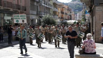 Photo of Cosenza invasa dagli alpini, ecco tutte le foto delle penne nere
