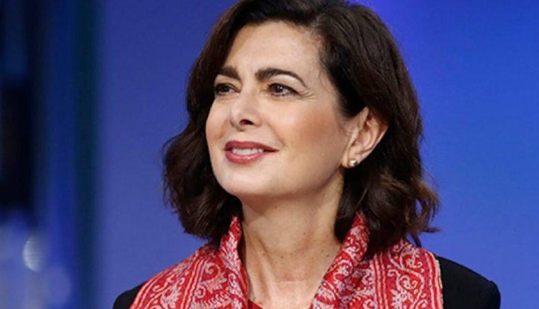 Laura Boldrini a Cosenza: «Ecco perché ho denunciato il mio haters»