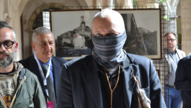 Photo of Capitano Ultimo a Cosenza: «Il popolo italiano deve vincere la battaglia contro la mafia»