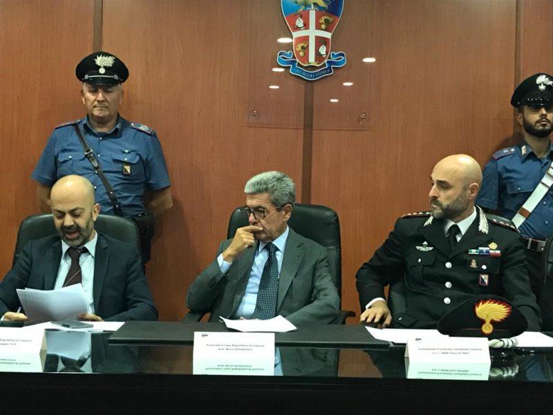 Il pm di Cosenza Giuseppe Cava
