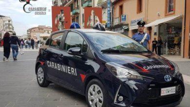 Photo of La prima auto ibrida dei carabinieri in servizio in occasione della festa del cioccolato