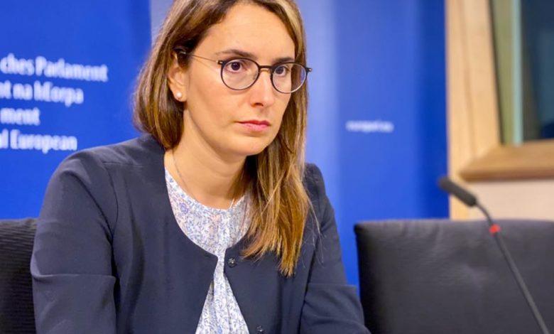 Laura Ferrara, avvocato e eurodeputato del Movimento Cinque Stelle