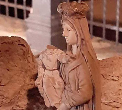 Madonna del Castello di Castrovillari, decapitata la statua del Bambinello