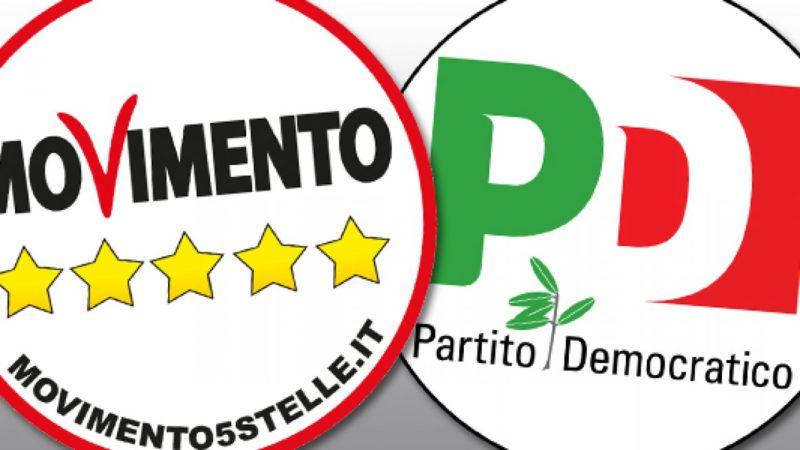 Pd e M5S accordo anche in Calabria
