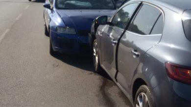 """Photo of Scontro tra due auto nel punto in cui è avvenuta la """"strage di Rende"""""""