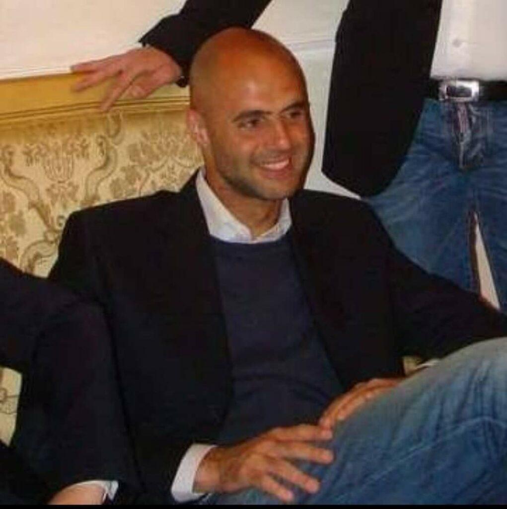 L'avvocato Mario Scarpelli