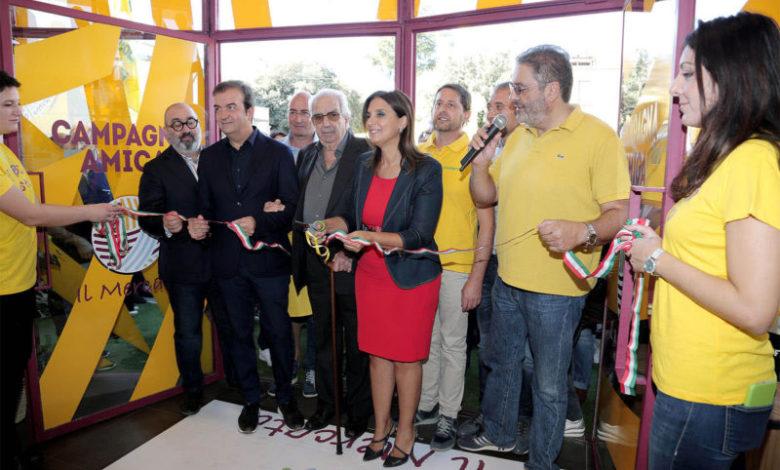 Inaugurato A Cosenza Il Mercato Urbano Di Campagna Amica