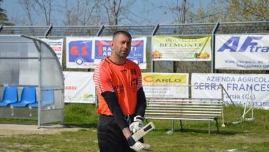Photo of Cassano Sybaris, presi in due: l'attaccante Tommasi ed il portiere Simari