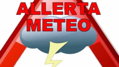 Photo of Allerta meteo rossa in gran parte della Calabria: massima prudenza