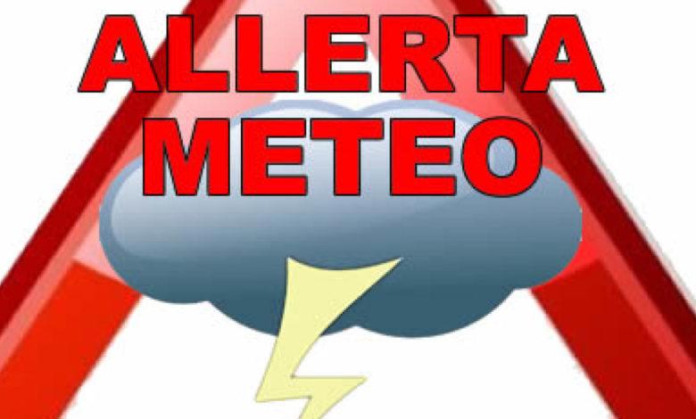 Allerta meteo rossa in gran parte della Calabria: massima prudenza
