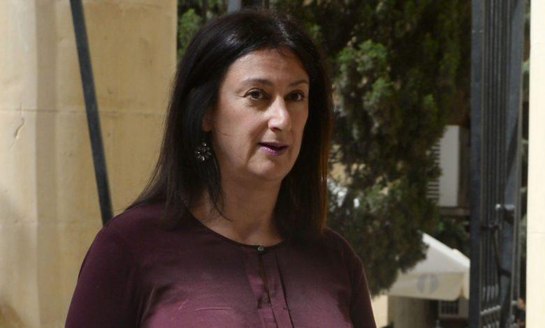 Arrestato il mandante dell'omicidio della giornalista Caruana Galizia