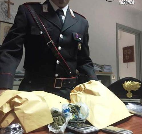 Cosenza, San Fili e Castrolibero: arresti e denunce dei carabinieri
