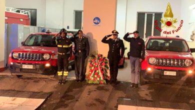 Photo of Cosenza, onori ai Vigili del Fuoco morti in provincia di Alessandria