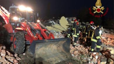 Photo of Esplosione nell'Alessandrino, muore pompiere di Reggio Calabria