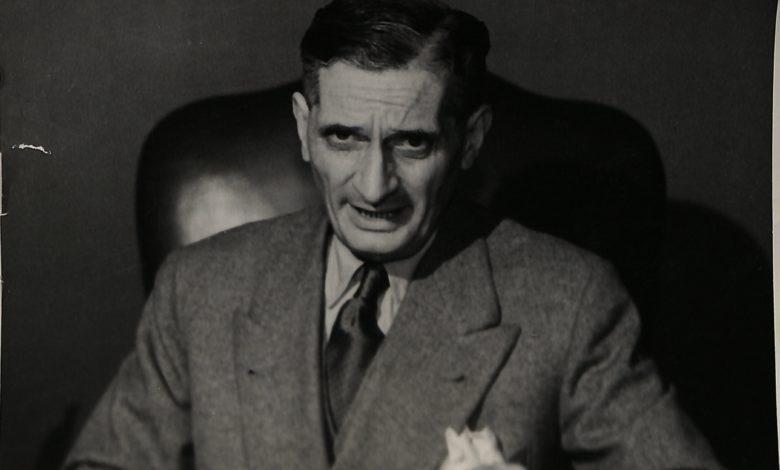 Photo of Fausto Gullo: cultura, giurisprudenza e comunismo