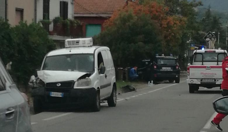 Incidente a Settimo di Montalto Uffugo, investito un uomo: è in ospedale