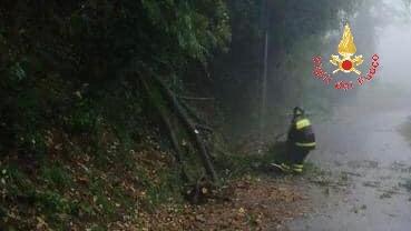Photo of Allerta meteo: interventi dei vigili del fuoco nel catanzarese